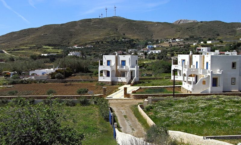 land for sale in Kokkali, Leros